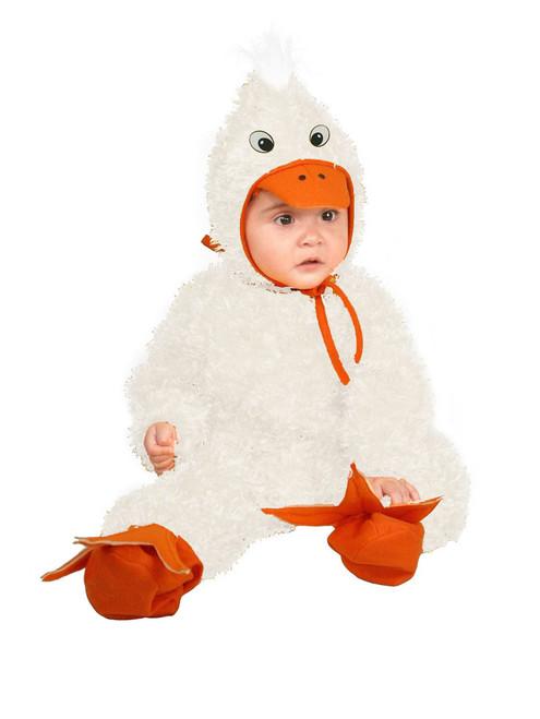 Baby Little Duck White Child Costume