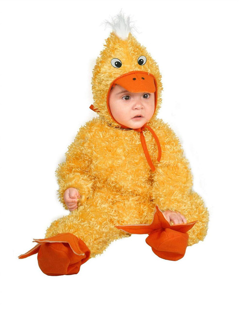 Baby Little Yellow Duck Costume