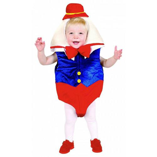 Humpty Dumpty Toddler Costume Size