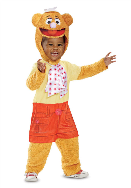 Todder Fozzie Bear Costume - Disguise 79466