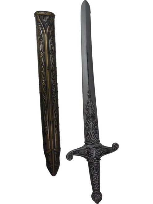 "Roman Trojan 23"" Toy Sword and Sheath Costume Accessory"