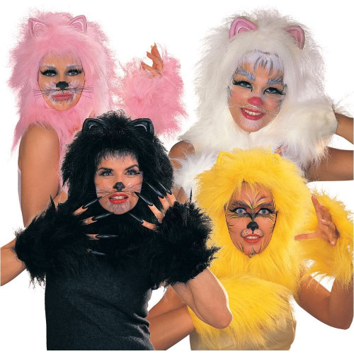 Cat Costume Accessory Pack