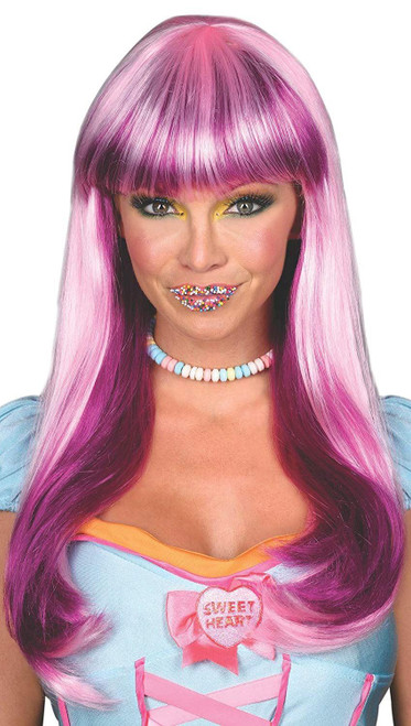 Rubie's Costume Women's Candy Babe Adult Wig One Size