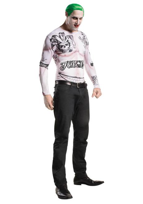 Suicide Squad Adult Joker Costume Kit