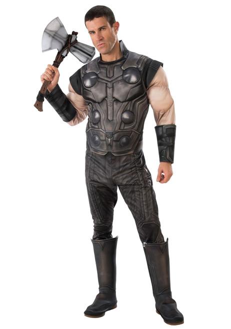 Deluxe Thor Marvel Infinity War Adult Costume