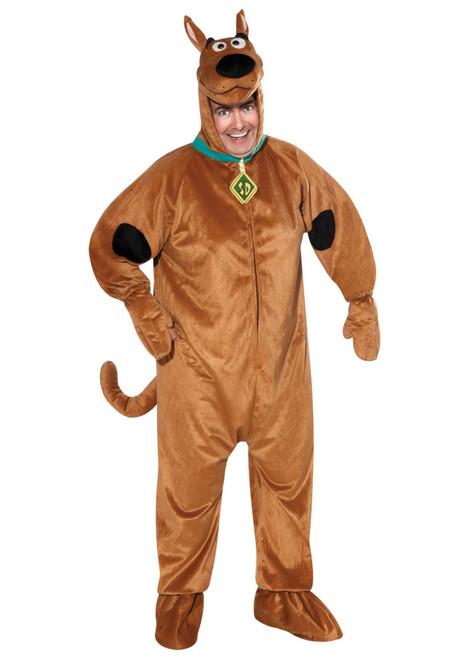 Scooby-Doo Adult Costume
