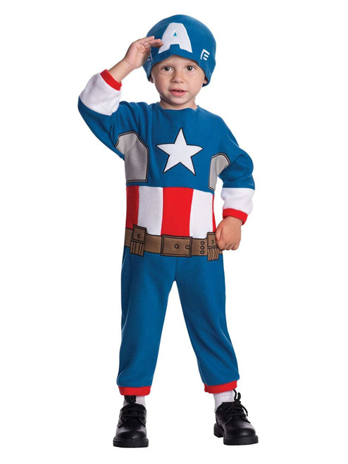 Rubie's Costume Baby's Marvel Classics Avengers Assemble Captain America Costume