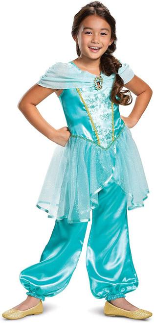 Halloween Toddler Girls Aladdin Jasmine Classic Halloween Costume