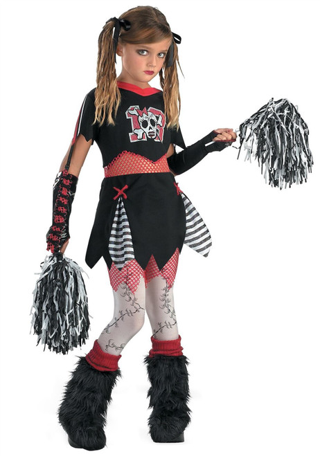 Disguise Cheerless Leader Child Costume 2802