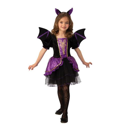 Halloween Pretty Bat Girl's Costume