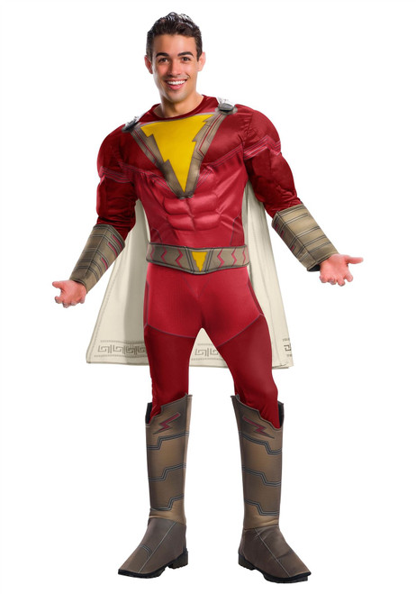 Rubies Costume Co. Inc Shazam! Deluxe Costume for Adults