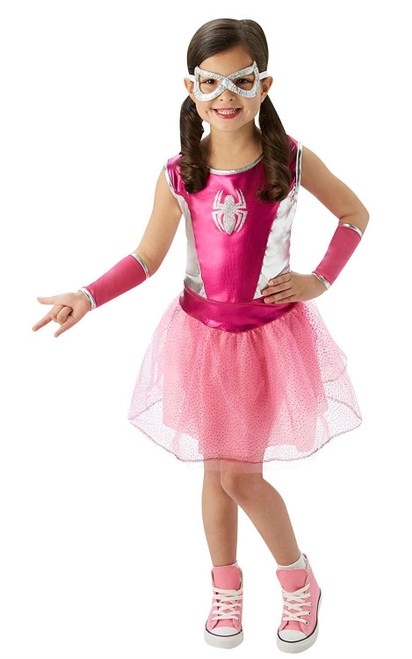 Rubie's Costume Marvel Pink Spider-Girl Costume