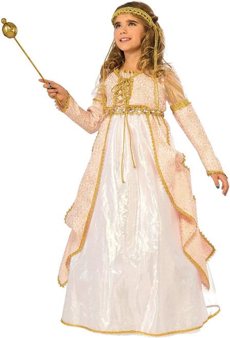 Rubies Costume Kids Deluxe Shimmering Princess Costume