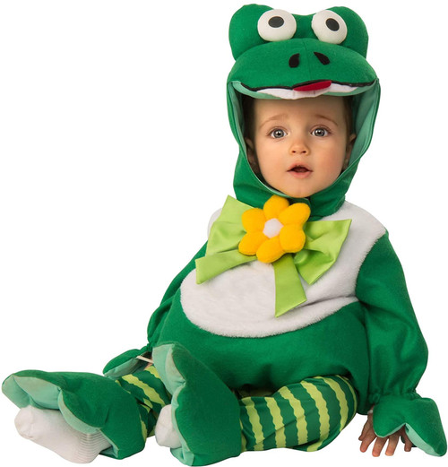 Rubie's Kid's Opus Collection Lil Cuties Frog Costume Baby Costume