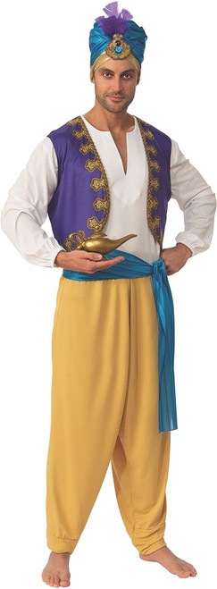Rubies Sultan Mens Adult Arabian Prince Costume