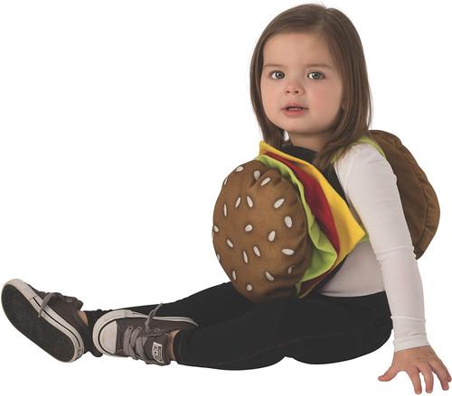 Rubie's Costume Cheeseburger Food Costume Tabard
