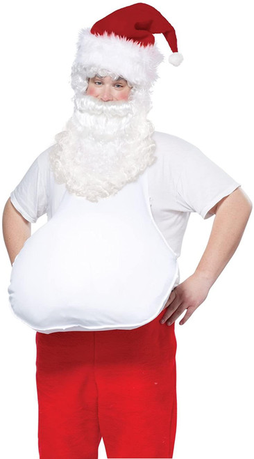 Santa Belly Apron - Does not include Pillow