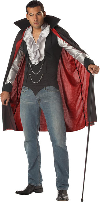 Very Cool Vampire Adult Halloween Costume