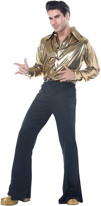 California Costumes Disco King Adult Costume