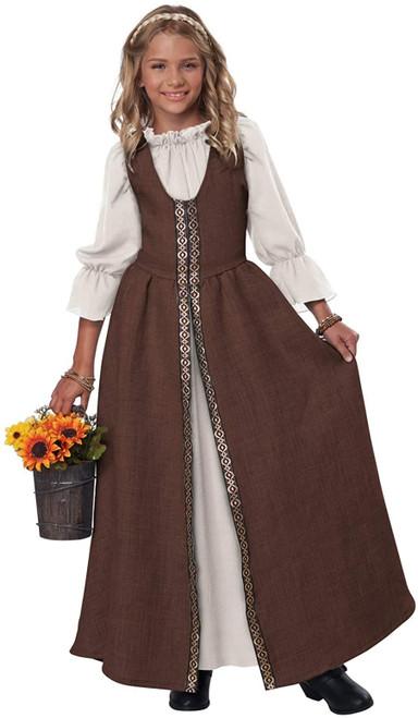 Renaissance Faire Dress child