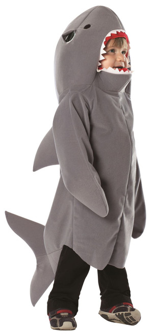 SHARK attack Jaws kids boys child tunic funny halloween costume