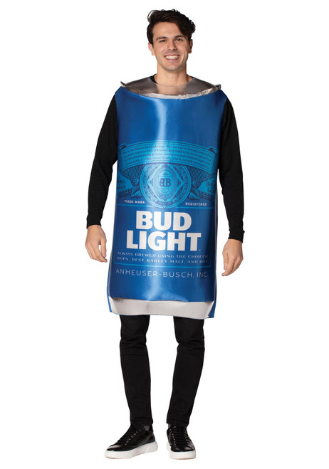 Rasta Imposta Bud Light Can Costume for Adults