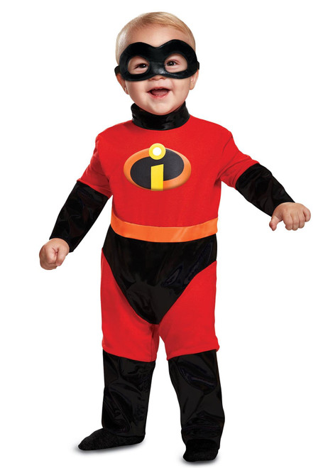 Disguise Disney Incredibles 2 Classic Jack Jack Costume for Babies