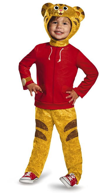 Daniel Tiger Classic Toddler Costume
