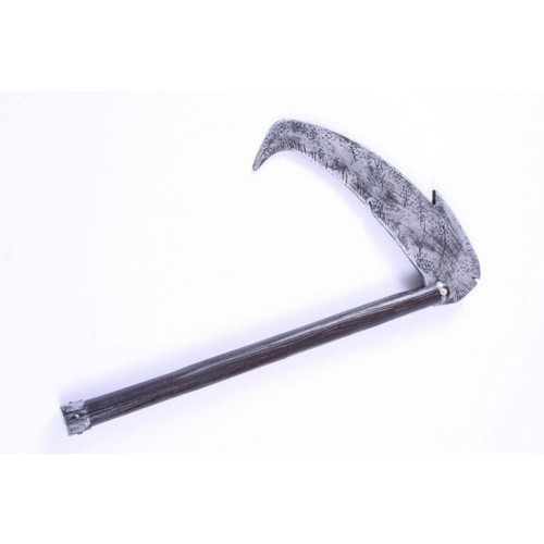 "18"" Hand Sickle Toy Weapon Halloween Horror Prop Costume Accessory"