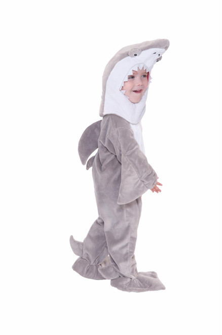 Child Shark Sea Animal Jumpsuit Cute Baby Halloween Costume Toddler