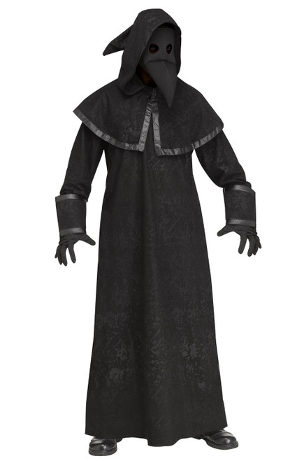 Fun World Mens Plague Doctor Costume - One Size