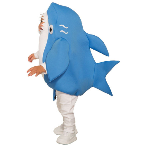 Baby Shark Boys Nipper Sea Animal Cute Halloween Costume Jumpsuit Toddler
