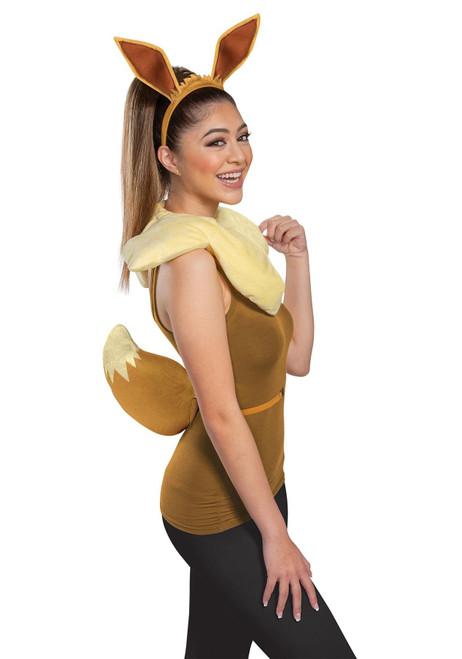 Disguise Nintendo Pokemon Adult Eevee Accessory Kit