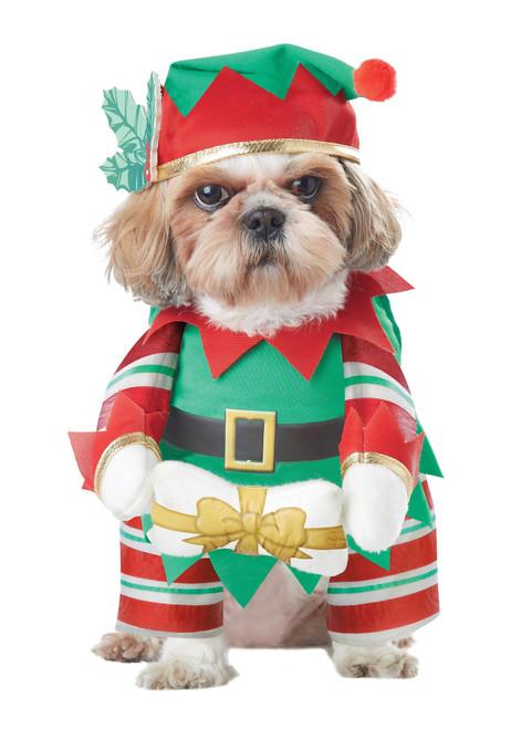 California Costumes Elf Pup Dog Costume