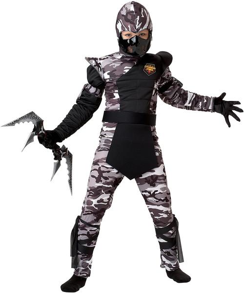 California Costumes Arctic Forces Ninja Child Costume