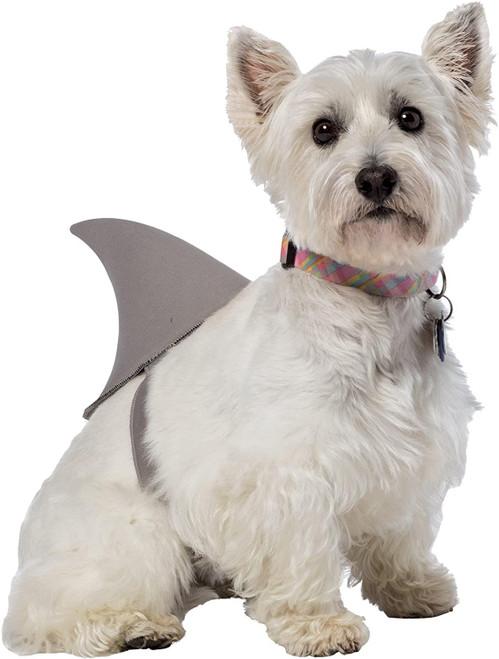 Rasta Imposta Shark Fin 5011-m Dog Costume Size M/L