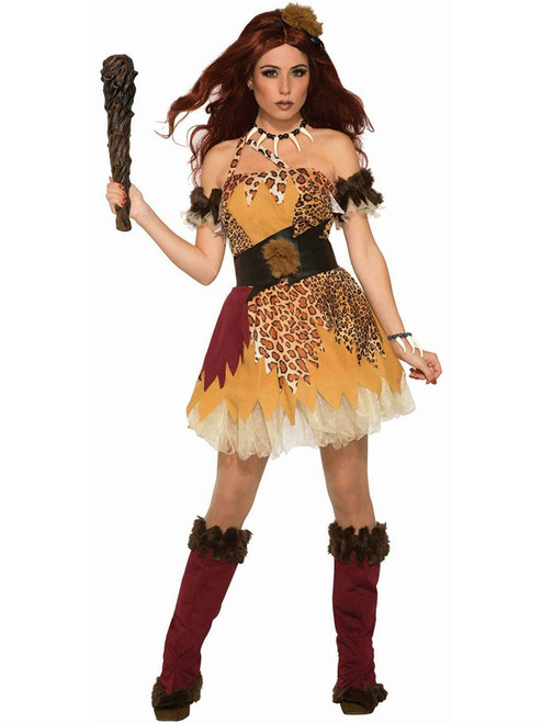 Forum Novelties Cavewoman Costume For Adults