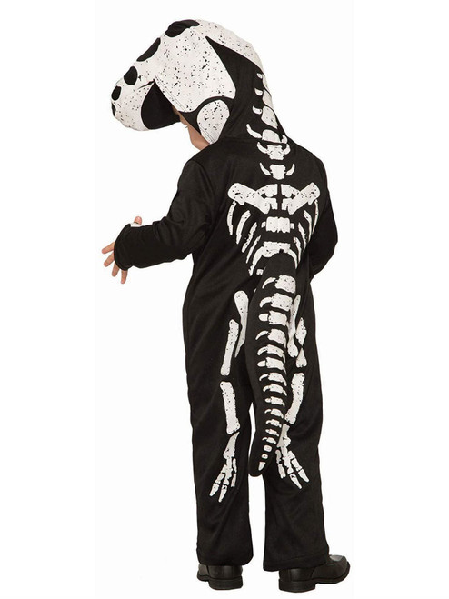 Forum Novelties Deluxe Kids Dinosaur Bones Costume Toddler