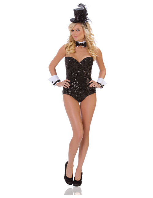 Vegas Playboy Waitress Costume