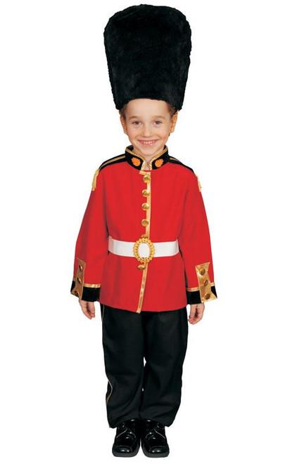 Boys' British Royal Guard Costume