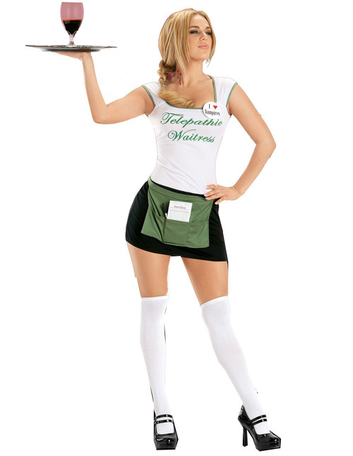 True Blood Sookie Waitress Telepathic Costume