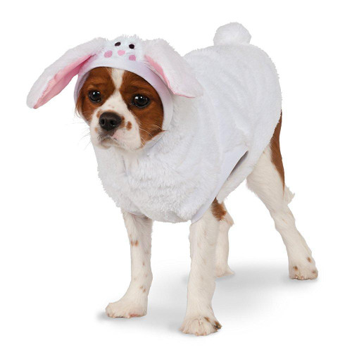 Rubie's Bunny Hoodie Pet Costume Dog Bunny Boutique Costume