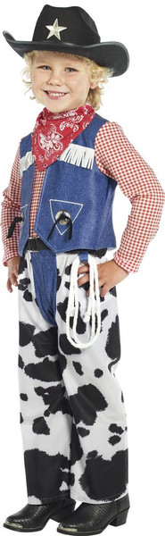 Western Ropin' Cowboy Costume