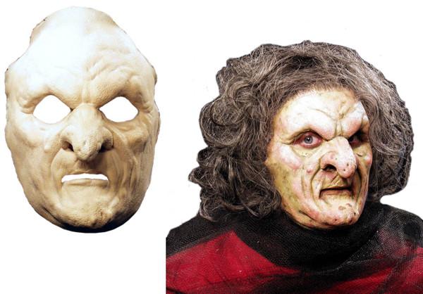 Witch Mask Foam Latex Prosthetic