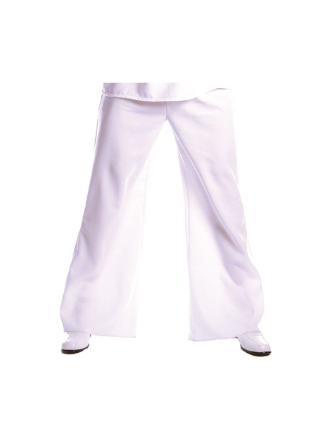 Bell Bottom Disco Pants Mens Costume One Size