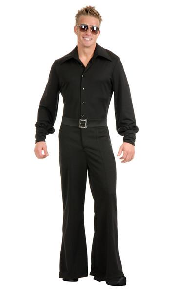 Disco Jumpsuit Men's Costume