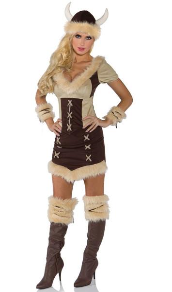 Viking Queen Adult Costume
