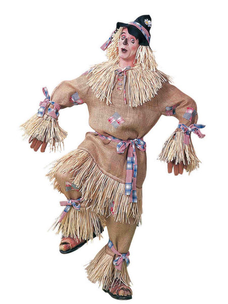 Adult Deluxe Scarecrow Costume