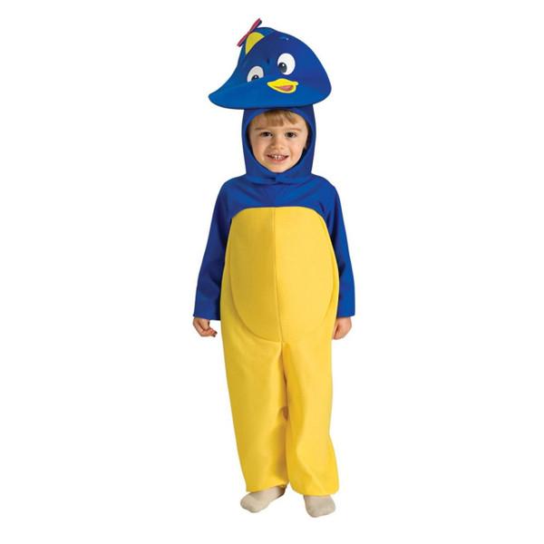 PABLO backyardigans cartoon nickelodeon boys kids halloween costume TODDLER
