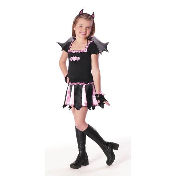 Sweetheart Bat Girl's Costume